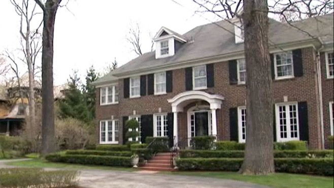 'Home Alone' House Up for Sale Video - ABC News
