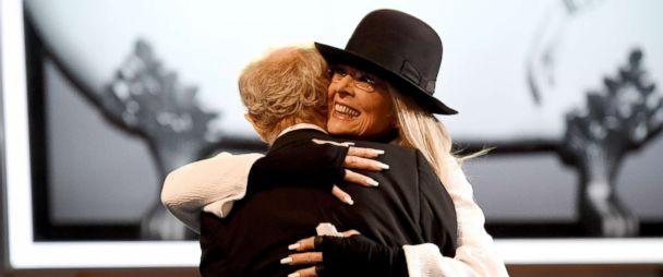 Diane Keaton defends 'friend' Woody Allen against