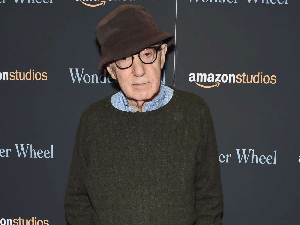 PHOTO: Director and screenwriter Woody Allen attends the Wonder Wheel New York screening at the Museum of Modern Art, Nov. 14, 2017, in New York.
