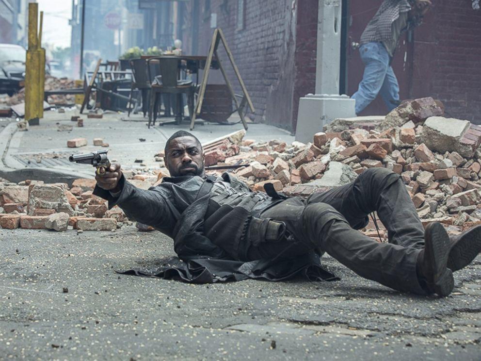 PHOTO: Idris Elba in The Dark Tower.