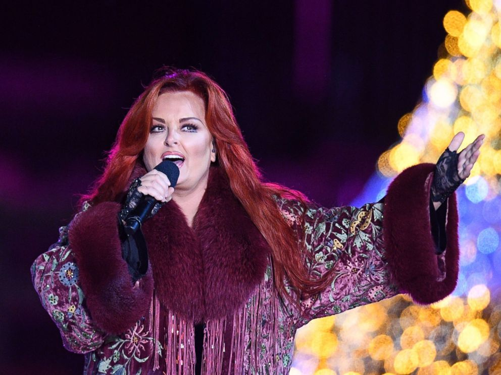 photo wynonna judd performs during the 95th annual national christmas tree lighting ceremony at the
