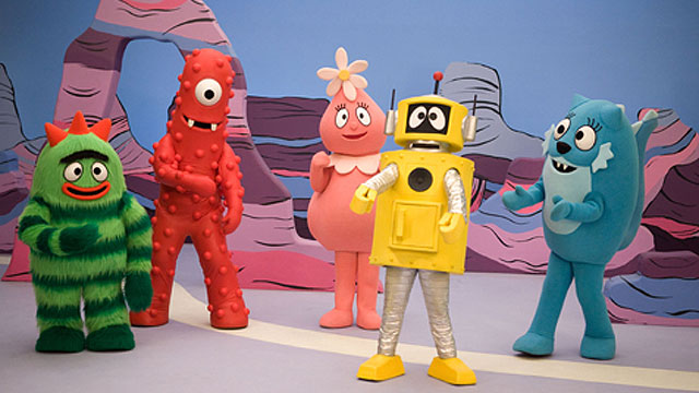 Kids Show 'Yo Gabba Gabba' Grabs Wide Audience With Indie Bands