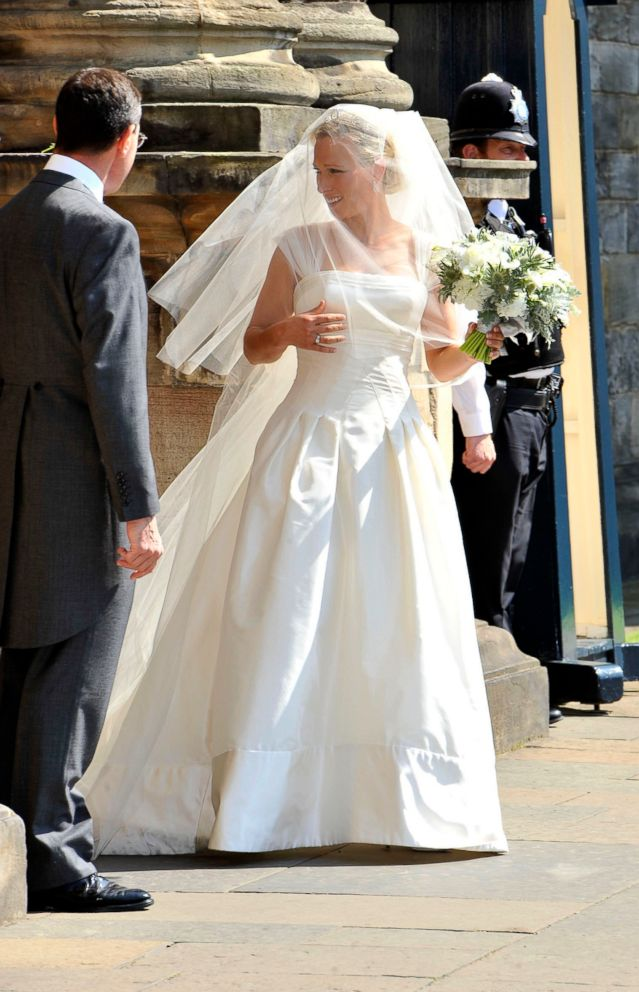 9 wedding dresses worn by royal brides - ABC News