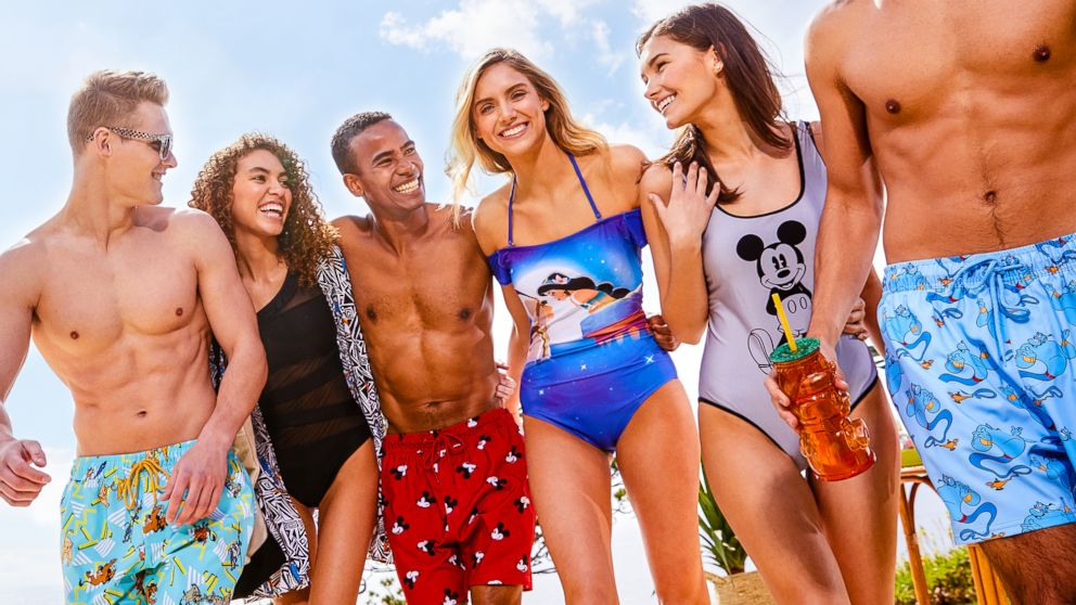 b4a005a5b1 Now you can have a problem-free philosophy with the newest Oh My Disney swim