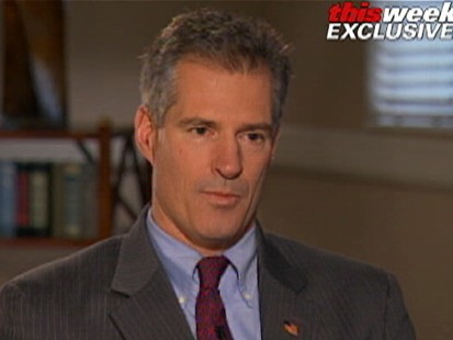 VIDEO: Scott Brown tells Barbara Walters how hell use his status as 41st senator.