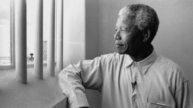 VIDEO: Four American presidents are among those joining South Africa in saying goodbye to Mandela.