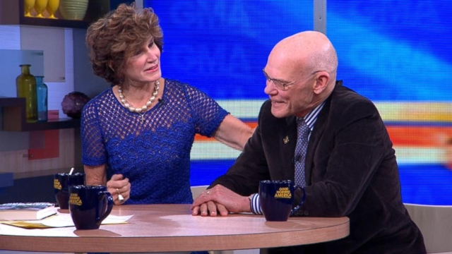 James Carville and Mary Matalin Interview: Famous Odd ...