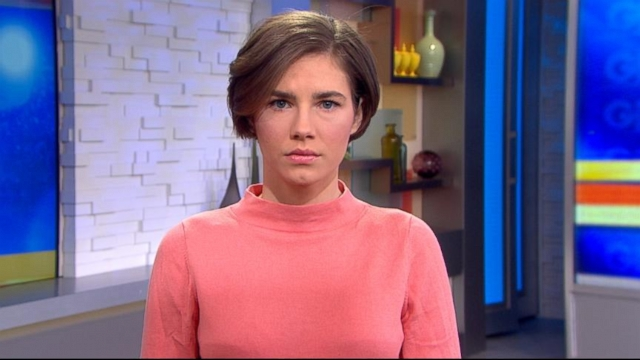 Exclusive: Amanda Knox 'Couldn't Believe What I Was Hearing'