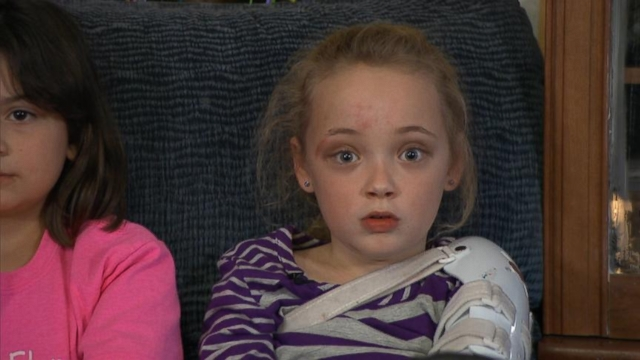 VIDEO: 7-Year-Old Survives Fall to Bottom of Well