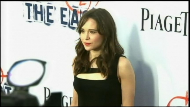 VIDEO: The actress came out during an emotional speech at Human Rights Campaign conference.