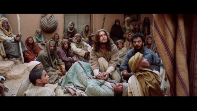 Jesus Returns to the Big Screen in 'Son of God' Video - ABC News