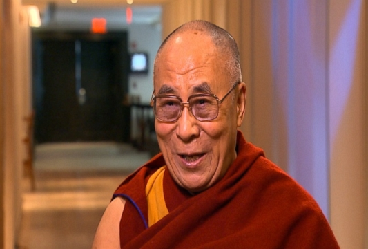 The Dalai Lama's Secret to Happiness in 140 Characters