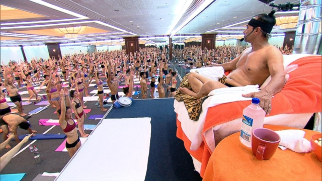 Yoga sexual harassment