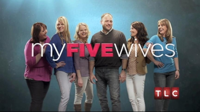 """VIDEO: A husband and his five wives insist that their life style is """"progressive."""""""