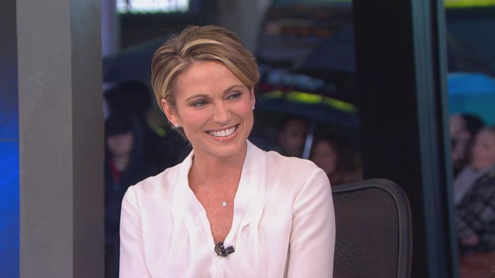 amy robach new haircut robach takes as news anchor for josh elliott on 5428 | 140331 gma robach 701 16x9 992