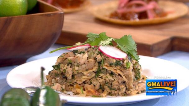 VIDEO: Modern Recipes to Celebrate Passover