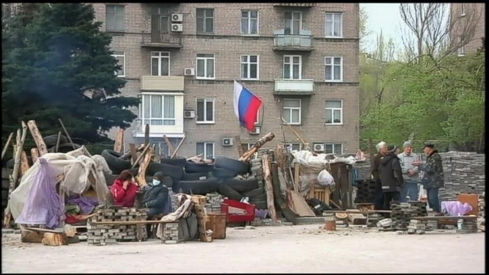 Russia 'Outraged' by Deadly Ukraine Shootout