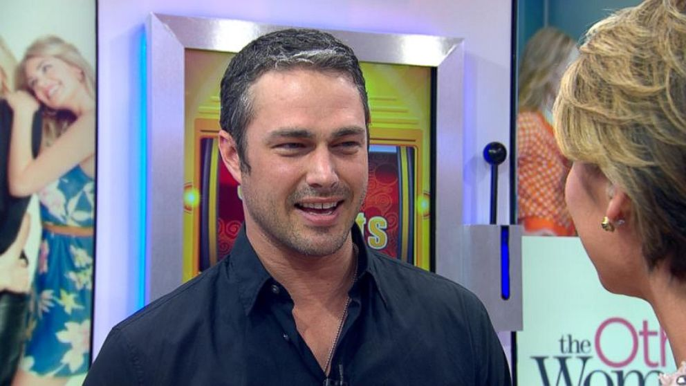 Taylor Kinney Interview 2014: Actor Answers Fan Questions ...