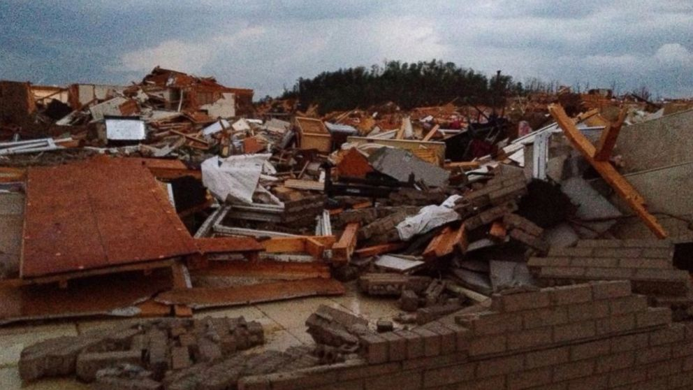 Deadly Tornadoes Leave Extensive Damage Video - ABC News