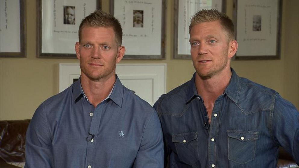 Twin brothers come out about their homosexual relationship