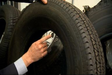 VIDEO: Dangerous Tires: Aged Tires Linked to Auto Accidents