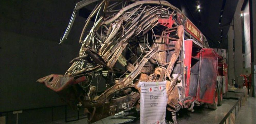 VIDEO: Inside Look at the 9/11 Museum