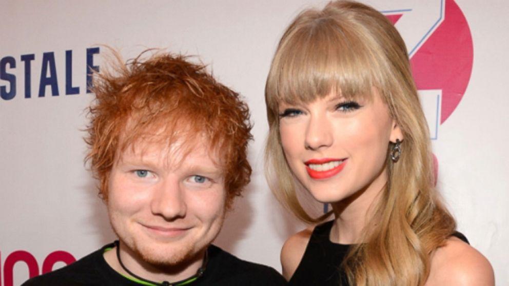 Taylor Swift Gifts Ed Sheeran Drake