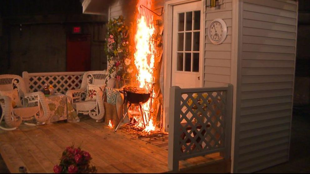 Danger At The Grill How To Stay Safe This Bbq Season