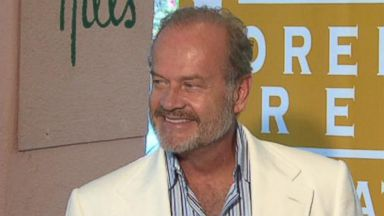 Kelsey Grammer on new Netflix movie 'Like Father' Video