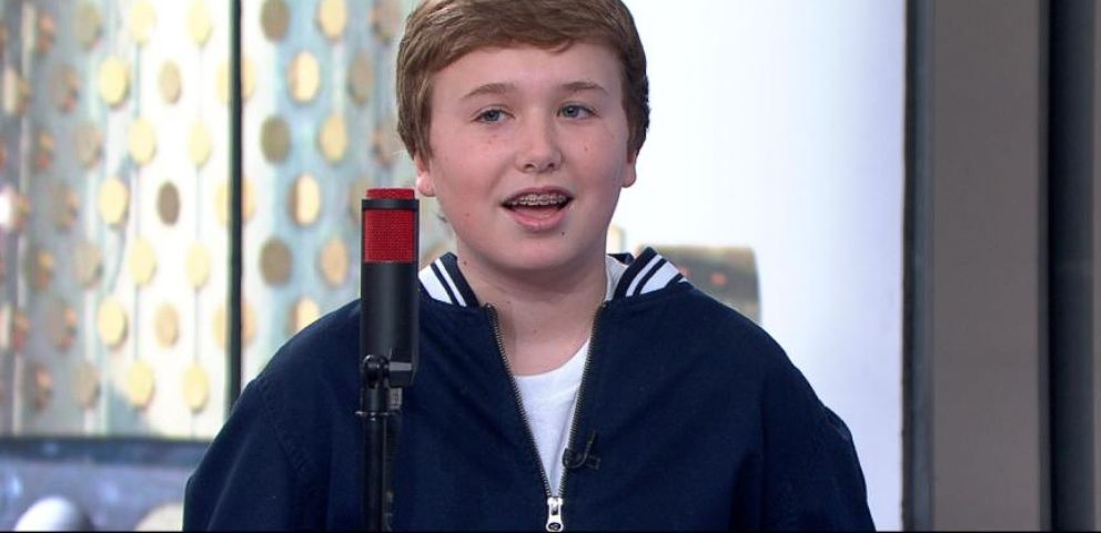 VIDEO: Vine Superstar Shows Off His Singing Talents