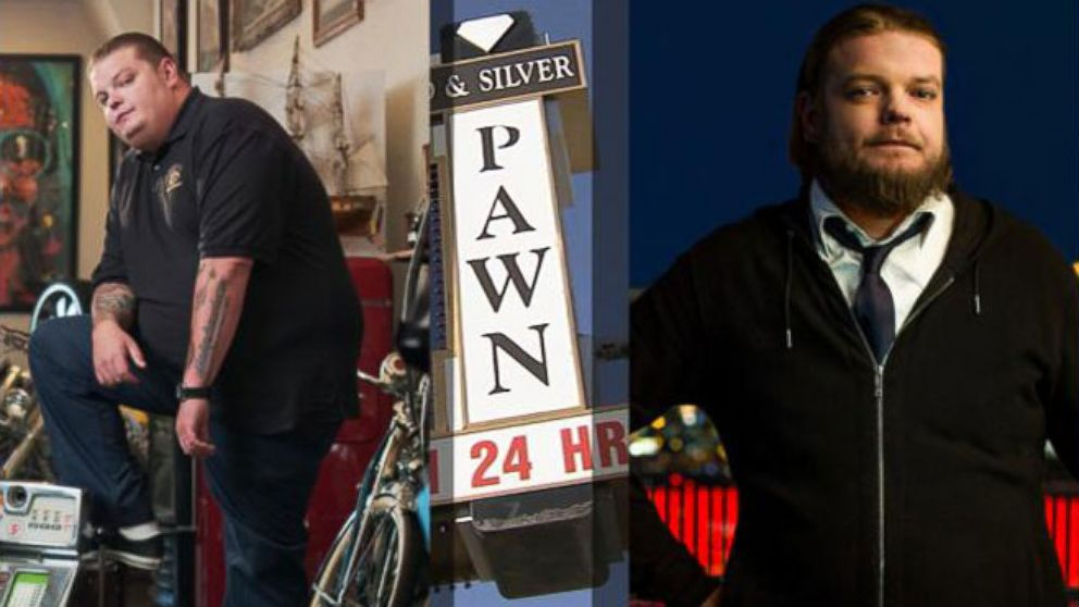 Why 'Pawn Stars' Star Corey Harrison Lost 192 Pounds - ABC News