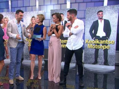 VIDEO: Dancing With the Stars Season 19: Meet the New Pros