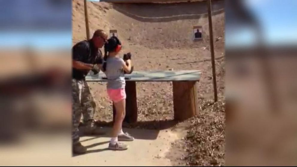 Shooting Range Death: Girl Says Gun Was Too Much for Her ...