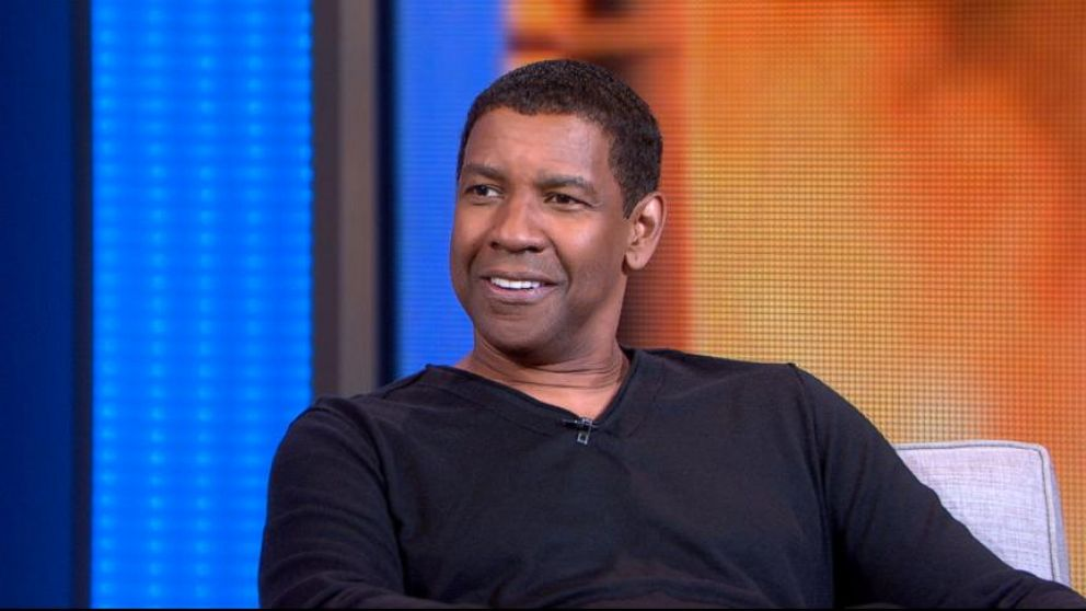 Denzel Washington Interview 2014: Actor Takes on New Role as 'The  Equalizer' Video - ABC News