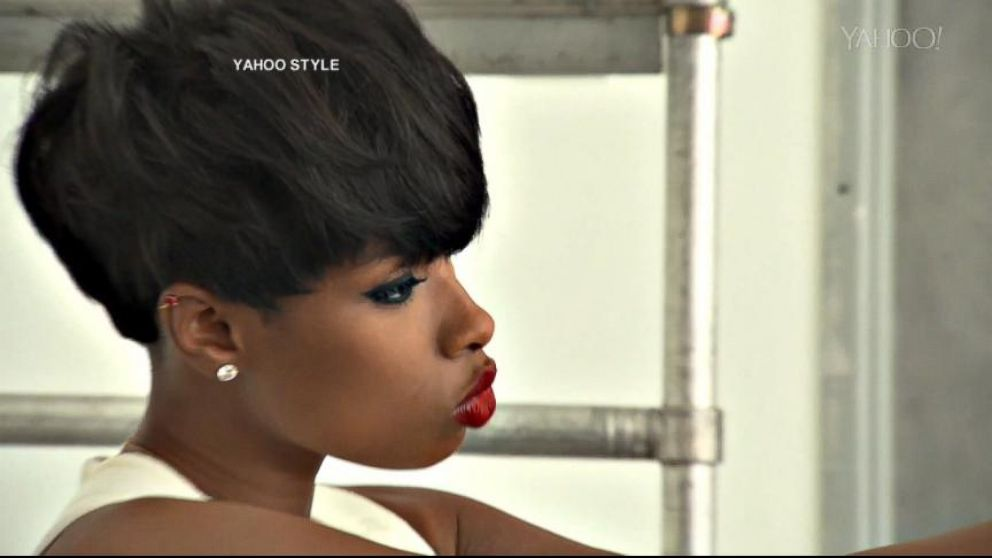 VIDEO: Jennifer Hudson Unveiled as New Cover Girl for Yahoo Style