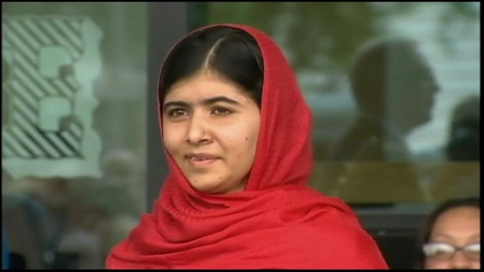 Malala Yousafzai Becomes Youngest Ever to Win Nobel Peace Prize