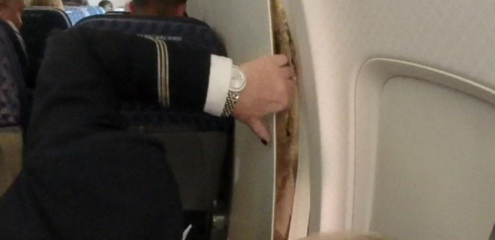 VIDEO: Plane Makes Emergency Landing After Cabin Walls Buckle