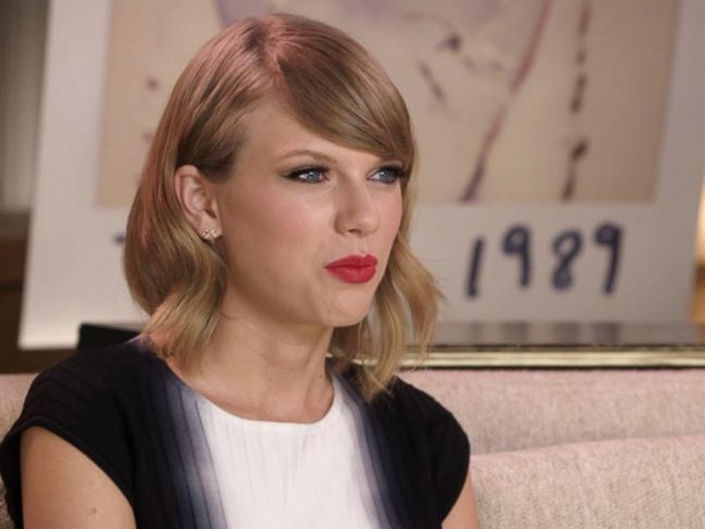Taylor Swift On What Inspired Her New Song Welcome To New York Abc News
