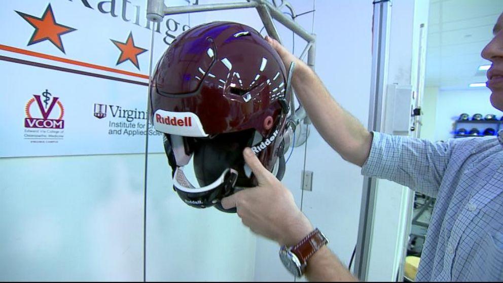 755e6bceba6 Virginia Tech Finds Riddell s New Flex Helmet Design Better Than Any Other
