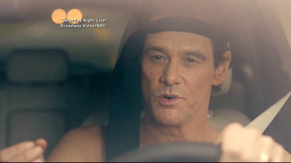 Video Jim Carrey Channels Matthew Mcconaughey In Snl Lincoln Ad