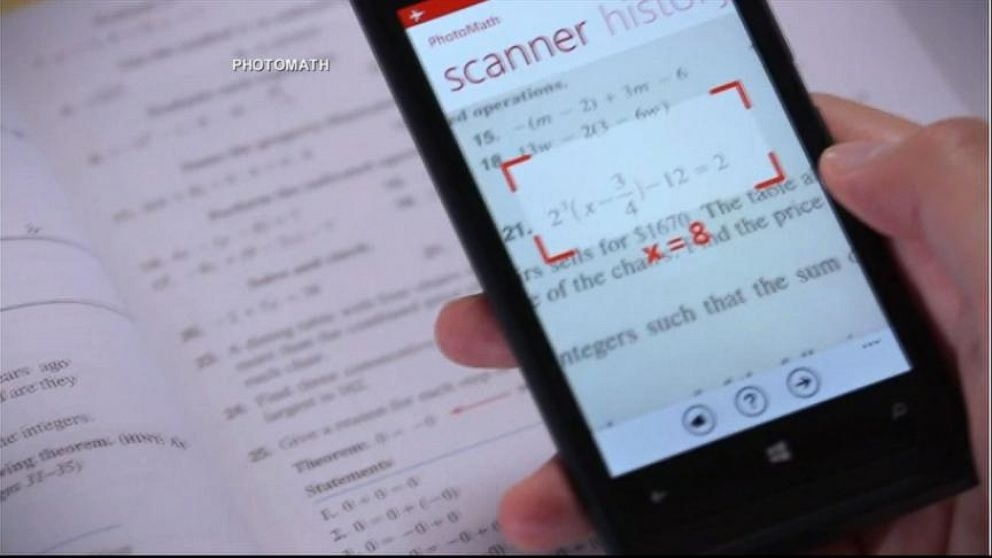 New Math App Might Give Kids A Little Too Much Help Video