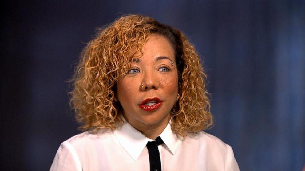 Tameka \'Tiny\' Harris Gets Surgical Eye Color Change - ABC News