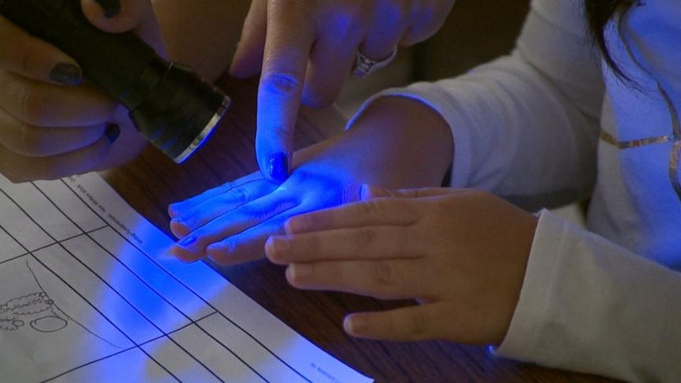 Classroom Experiment Reveals Just How Quickly Germs Can
