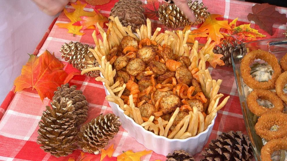 Crafting The Perfect Fast Food Thanksgiving Video Abc News