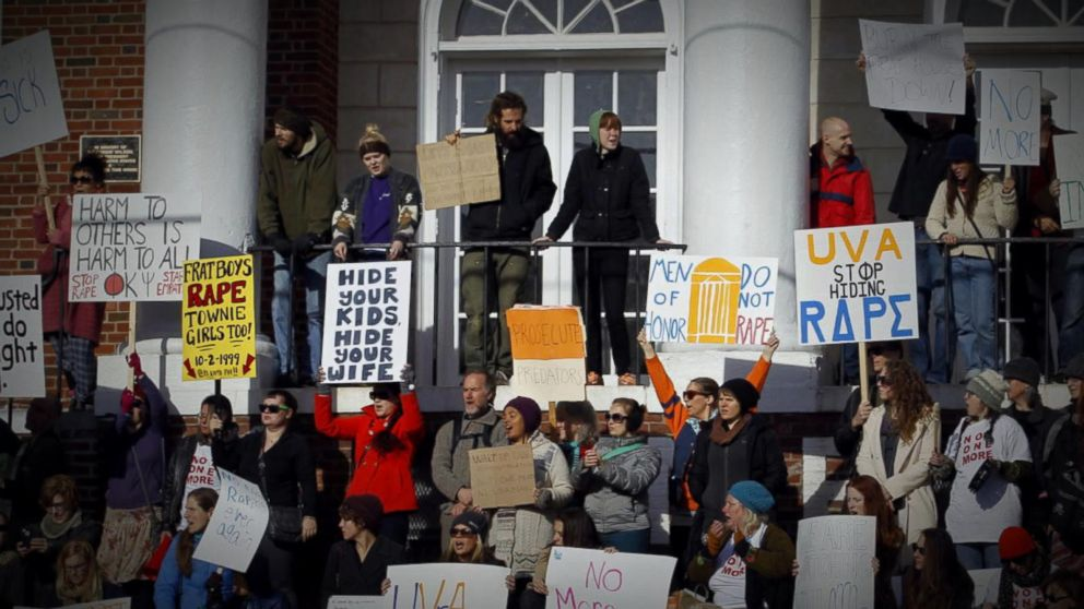 University of Virginia's Campus Reeling Over Sexual Assault Allegations