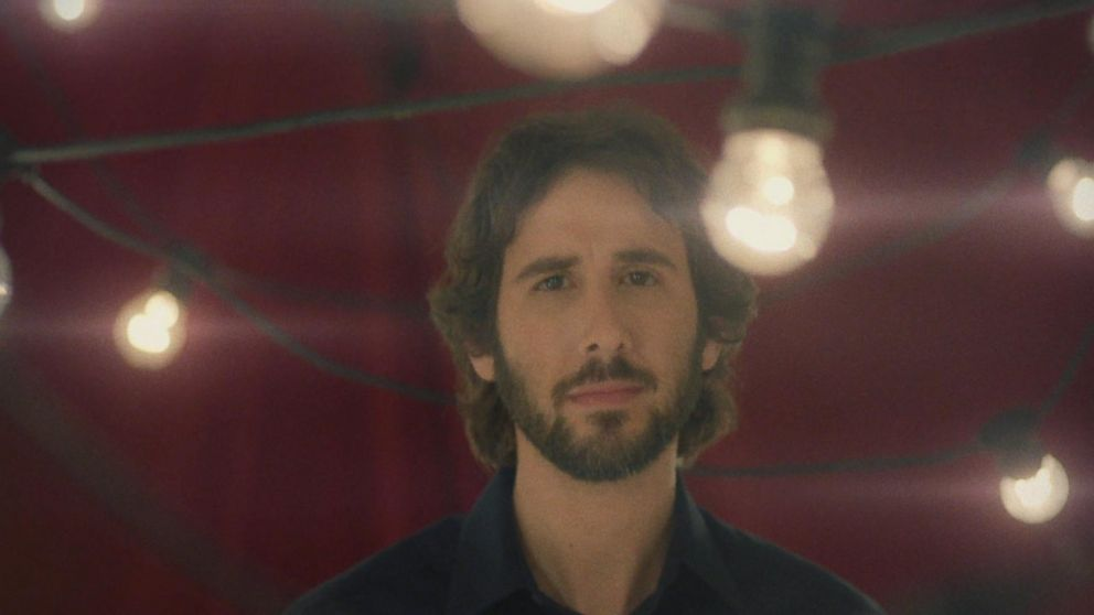 Josh Groban\'s \'What I Did For Love\' Music Video: \'GMA\' World ...