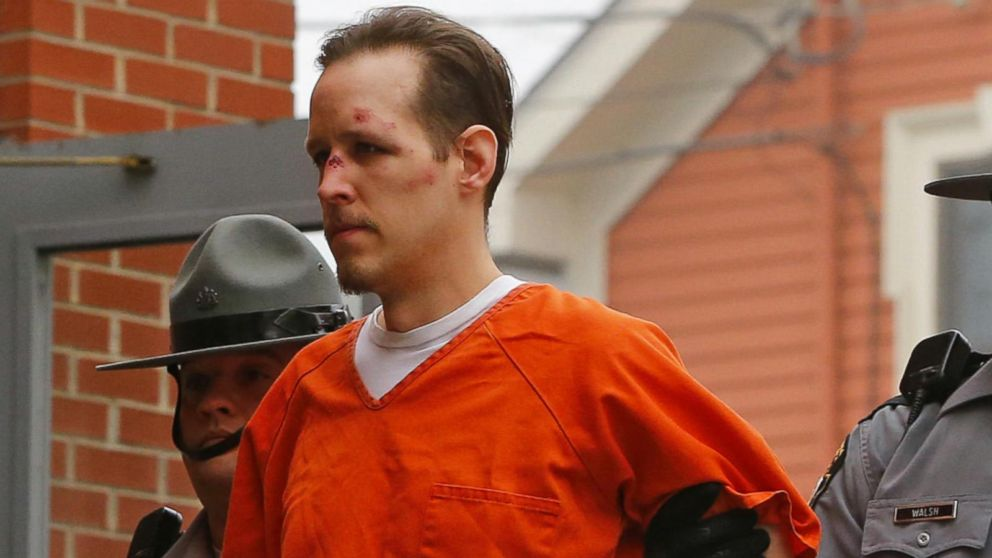 Accused Pennsylvania Cop Killer Eric Frein Ordered to Stand Trial