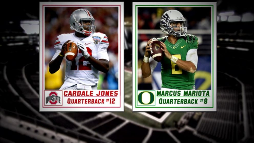 Heisman Trophy Winner Faces 3rd String QB in College Football Playoff  Championship