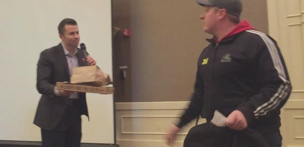 VIDEO: Michigan Pizza Delivery Guy Gifted $2,084 Tip After Viral Prank
