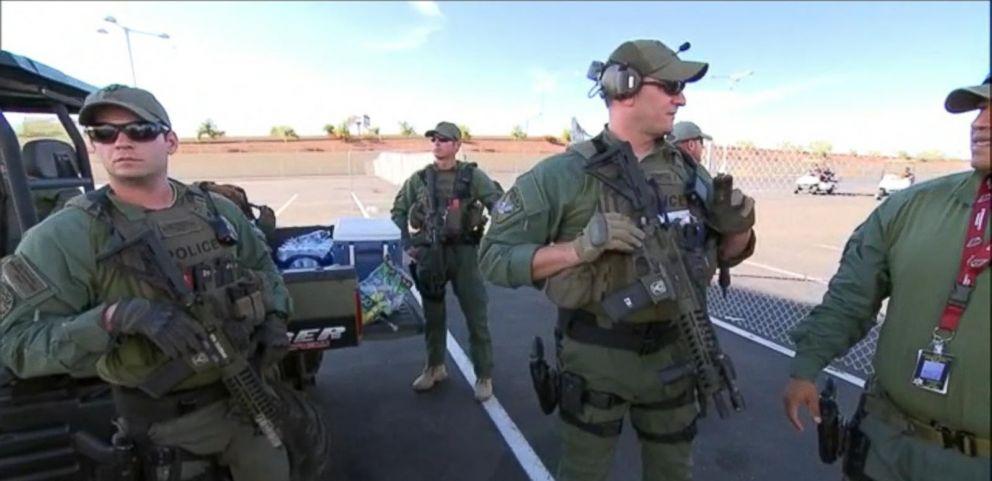 VIDEO: Super Bowl Security: Law Enforcement Deploying Latest Tech